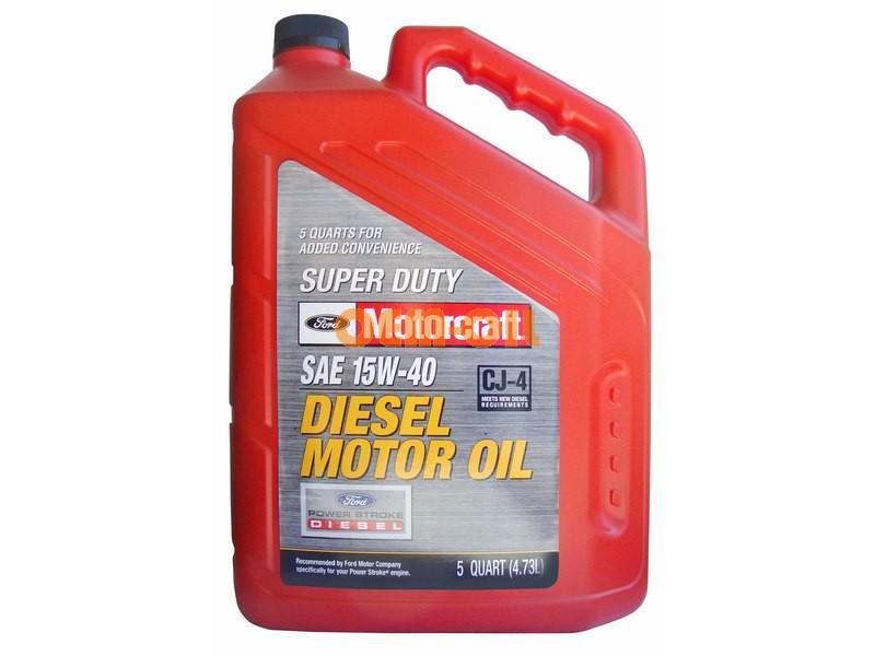 Ford Motorcraft Diesel Motor Oil Msds