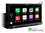 Цифровой медиа-ресивер Alpine iLX-702D с Apple CarPlay и Android Auto