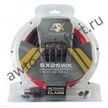 Набор для усилителя 1,5кВт ESX SX25WK