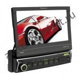 Магнитола 1 DIN Prology DVU-710 с выездным экраном