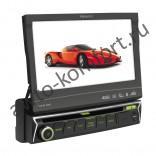 Магнитола 1 DIN Prology MDN-1730T c DVD (GPS) с выездным экраном