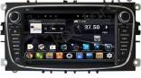 Штатная магнитола DayStar DS-7012HD Android 4.4.2 для Ford Focus 2 с GPS и 3G