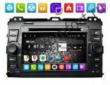 DayStar DS-8001HD Android 7.1.2, 8 ядер для Toyota Land Cruiser Prado 120
