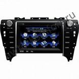 Штатная магнитола intro CHR-2291 CA с GPS и 3G для Toyota Camry V50 JBL