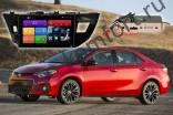 Магнитола для Toyota Corolla 2013-2016 Redpower 31066 R IPS DSP ANDROID 7
