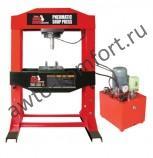 Пресс электрогидравлический напольный 100т TORIN TY100001