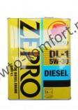 Моторное масло IDEMITSU Zepro Diesel DL-1 SAE 5W-30 (4л)