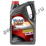 Моторное масло MOBIL Super 5000 SAE 10W-40 (4,83л)