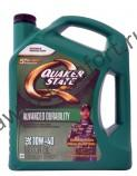 Моторное масло QUAKER STATE Advanced Durability SAE 10W-40 (4,826л)