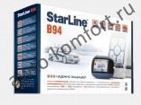 Автосигнализация STARLINE B94 2CAN GSM/GPS Slave с автозапуском