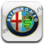 Переходная рамка для автомобиля Alfa Romeo