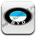 Переходная рамка для автомобиля BYD