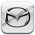 Переходная рамка для автомобиля Mazda