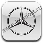 Штатные магнитолы для автомобиля Mercedes на ОС Windows CE