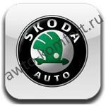 Переходная рамка для автомобиля Skoda
