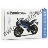 Автосигнализация PANDORA DXL 4400 MOTO CAN+GSM