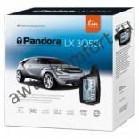 Автосигнализация PANDORA LХ 3050 ЖК-пейджер, CAN / LIN, автозапуск