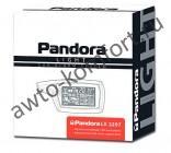 Автосигнализация PANDORA LХ 3297 ЖК-пейджер, CAN, автозапуск