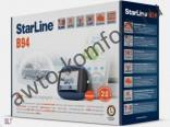 Автосигнализация STARLINE B94 CAN+LIN GSM/GPS