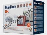 Автосигнализация STARLINE D94 GSM 2CAN Slave автозапуск, ЖК-пейджер, сирена
