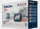 Автосигнализация STARLINE T94 DIALOG 24V автозапуск, ЖК-пейджер, сирена, для грузовых авто