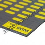 Виброизоляция SGM АлюМаст Альфа 1 (М1Ф) (1,7 мм)