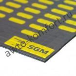 Виброизоляция SGM АлюМаст Альфа 3 (М3Ф) (3 мм)