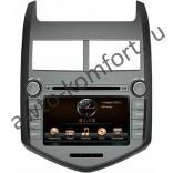 Штатная магнитола Intro CHR-3117 AV с GPS для Chevrolet Aveo (2012 - 2015)