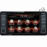 Штатная магнитола Intro CHR-6193XL с GPS и 3G для Mitsubishi Outlander (2012-14)
