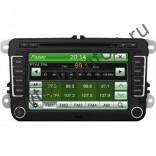Штатная магнитола Intro CHR-8676 с GPS и 3G для Skoda 2004-13