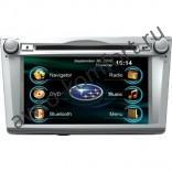 Штатная магнитола Intro CHR-2264 LY с GPS и 3G для Subaru Legacy