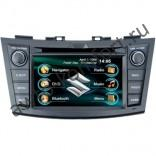 Штатная магнитола Incar CHR-0711 SW с 3G и GPS для Suzuki Swift