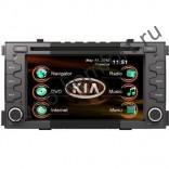 Штатная магнитола intro CHR-1818 SL с GPS и 3G для Kia Soul 2008 - 2013