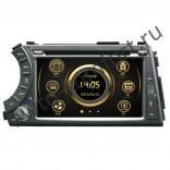 Штатная магнитола RedPower 12158 с GPS и 3G (S120) для SangYong Kyron