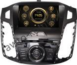 Штатная магнитола RedPower с GPS 12150 для Ford Focus 3