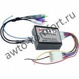 Адаптер подключения штатного усилителя Toyota / Lexus Intro AMP-TY03