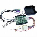 Адаптер подключения штатного усилителя Toyota / Lexus Intro AMP-TY02